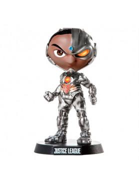Justice League: Cyborg - Mini Co. Figur