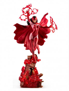 Marvel Comics: Scarlet Witch - BDS Art Scale Statue