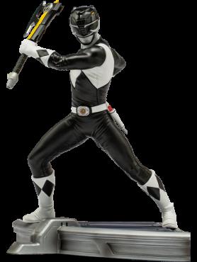 Power Rangers: Black Ranger - BDS Art Scale Statue