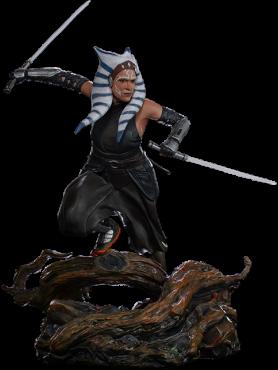 Star Wars: The Mandalorian - Ahsoka Tano - BDS Art Scale Statue