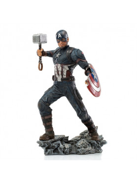 The Infinity Saga: Captain America Ultimate - BDS Art Scale Statue