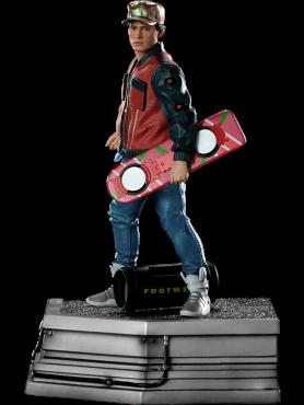 Zurück in die Zukunft II: Marty McFly - Art Scale Statue