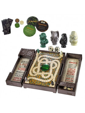 Jumanji: Brettspiel (Englische Version) - Collector 1:1 Prop Replik