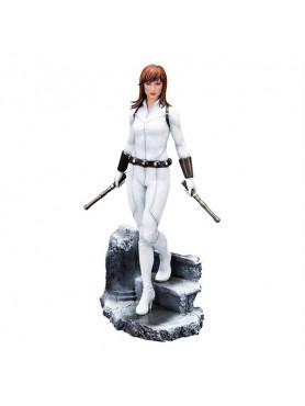 Marvel Universe: Black Widow (White Costume) - ARTFX Premier Statue