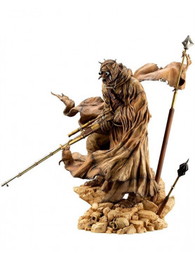 Star Wars: Episode IV - Tusken Raider (Barbaric Desert Tribe Artist Series Version) - ARTFX 1:7 Stat