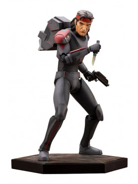 Star Wars: The Bad Batch - Hunter - ARTFX Statue