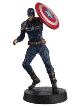 Marvel Comic: Captain America - Marvel Movie Collection 1:16 Minifigur
