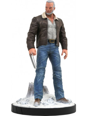Marvel Comic: Old Man Logan - Premier Collection Statue
