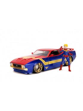 marvel-comics-1973-ford-mustang-mach-1-captain-marvel-figur-hollywood-rides-diecast-modell_JADA31193_2.jpg