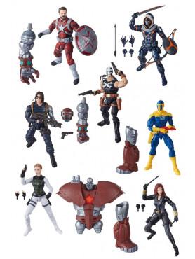 Marvel Comics: Black Widow Build-A-Figure Sortiment - 2020 Marvel Legends Series Actionfiguren
