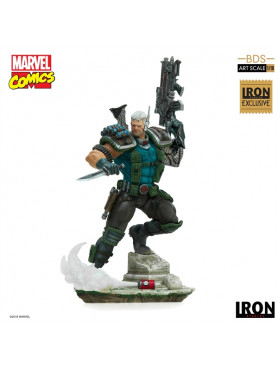 Marvel Comics: Cable - Event Exclusive Deluxe Art Scale 1:10 Statue