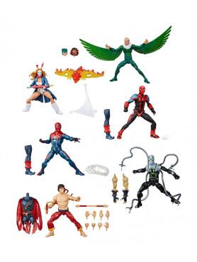 Marvel Comics: Spider-Man + Shang Chi - 2020 Wave 1 Marvel Legends Series Actionfiguren