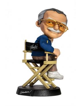 Marvel Comics: Stan Lee (Blue Shirt Version) - Mini Co. Figur