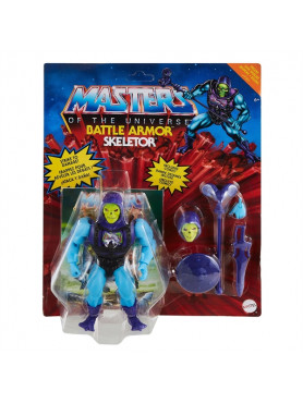 Masters of the Universe: Skeletor - Origins Deluxe Actionfigur