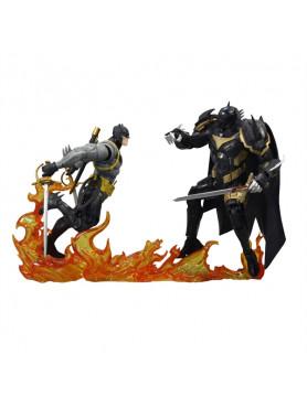 DC Multiverse: Batman vs Azrael (Batman Armor) - Collector Multipack Actionfiguren