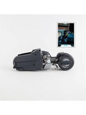 DC Multiverse: White Knight Batcycle - Fahrzeug