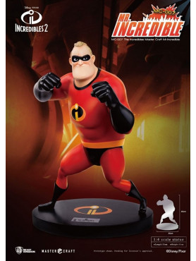 Die Unglaublichen 2: Mr. Incredible - Master Craft 1:4 Statue