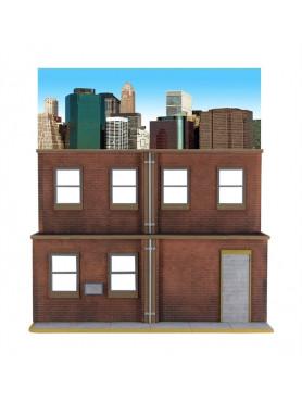 NECA Originals: Straßen-Szene - Diorama