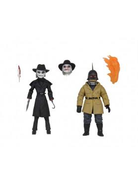 Puppet Master: Blade & Torch - Ultimate Actionfiguren