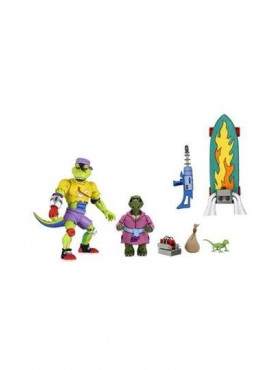 Teenage Mutant Ninja Turtles: Mondo Gecko - Ultimate Actionfigur