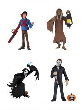 Toony Terrors: Serie 5 - Actionfiguren Set