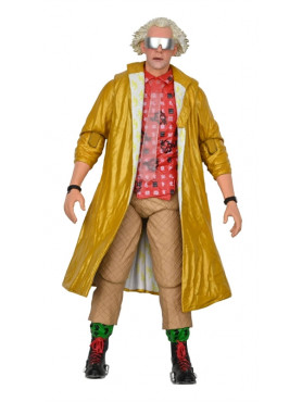 Zurück in die Zukunft II: Doc Brown (2015) - Ultimate Actionfigur