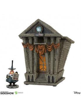 Nightmare Before Christmas: Halloween Town City Hall - Village Series Statue