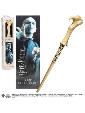 """Harry Potter: Zauberstab """"Lord Voldemort"""" + 3D Lesezeichen"""