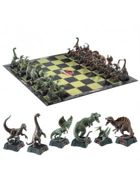 """Jurassic Park: Schach """"Dinosaurs"""""""