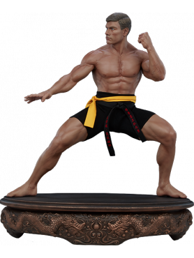 Bloodsport: Frank Dux (JCVD Muay Shotokan Tribute) - Collector Edition Statue