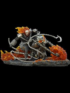 Marvel Sturm der Superhelden: Ghost Rider - Statue