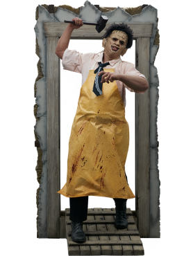 """Texas Chainsaw Massacre: Leatherface """"The Butcher"""" - Collector Edition Statue"""