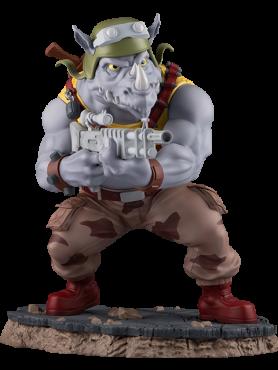Teenage Mutant Ninja Turtles: Rocksteady - Collector Edition Statue