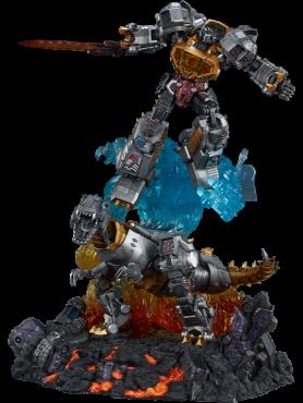 Transformers: Grimlock (Supreme Edition) - Diorama