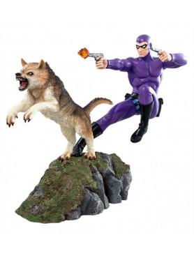 Phantom: Phantom und Teufel - Purple Suit Edition 1:6 Statue