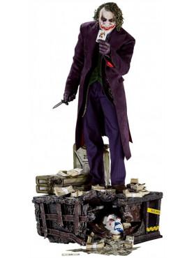 The Dark Knight: The Joker (Bonus Version) - Museum Masterline Statue