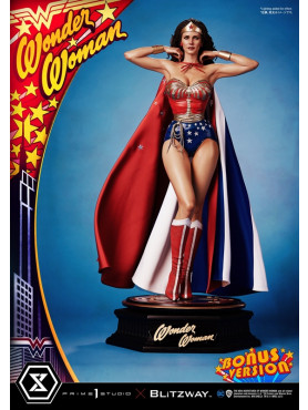 Wonder Woman (1975): Wonder Woman (Bonus Version) - Museum Masterline Statue
