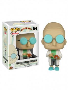 Professor Farnsworth POP Television Vinyl Figur aus Futurama 10 cm