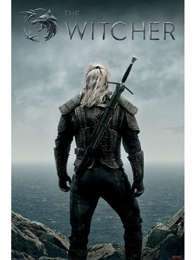 """The Witcher - Poster """"On the Precipice"""""""