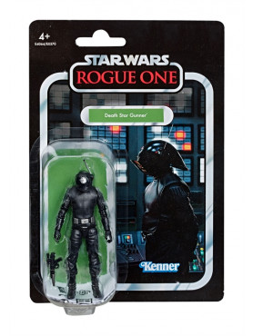 Rogue One: A Star Wars Story - Death Star Gunner - 2019 Exclusive Vintage Collection Actionfigur