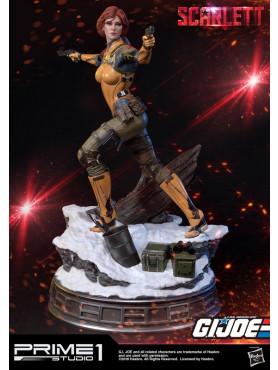 G.I. Joe: Scarlett - Premium Masterline 1:4 Statue
