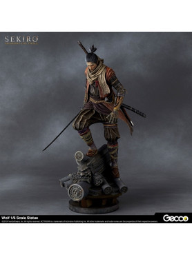Sekiro: Shadows Die Twice - Wolf - 1:6 Statue