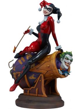 DC Comics: Harley Quinn and The Joker - Diorama