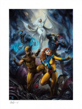 "Marvel Comics: Kunstdruck ""House of X #1"" (ungerahmt)"