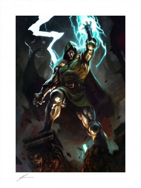 "Marvel: Kunstdruck ""Doctor Doom"" (ungerahmt)"