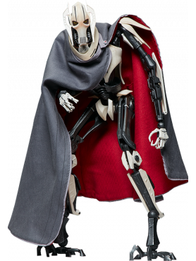 Star Wars: General Grievous - Sixth Scale Actionfigur