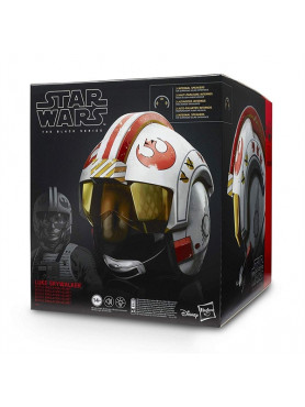 "Star Wars Black Series: Elektronischer Premium Helm ""Luke Skywalker"""