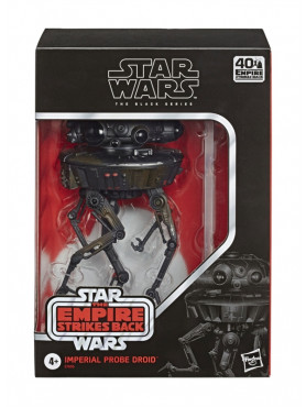 Star Wars Black Series: Episode V - Imperial Probe Droid - 40th Anniversary 2020 Deluxe Actionfigur