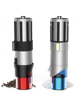 """Star Wars: Salz- und Pfeffermühle """"Lichtschwerter"""" (batteriebetrieben)"""
