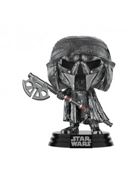 Star Wars: Episode IX - KOR Axe (Chrome) - Funko Pop! Movies Figur